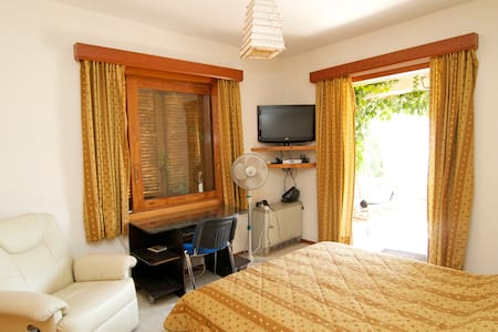 Double room in all comforts villa - Nea Penteli