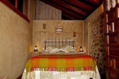 Casita con encanto. Paz y relajación en el campo - Cabañas de Polendos - Haus