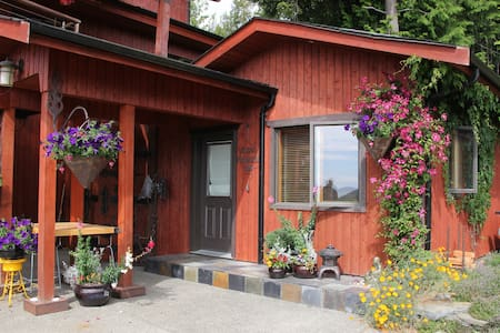 Cottage BnB @ French Beach - Shirley - 家庭式旅館