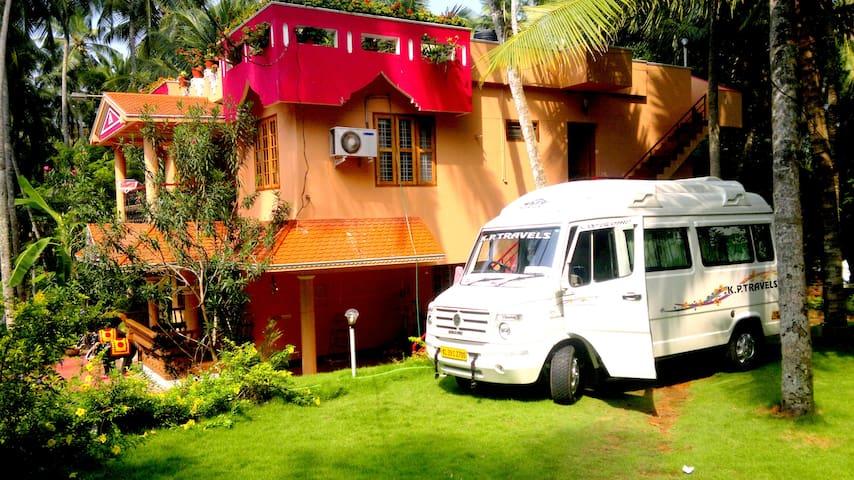 Ganesh House Homestay Kovalam Kerala India