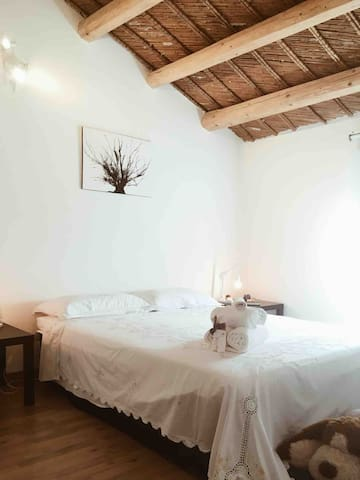 Camera Sciascia, Sciascia's Room, Dormitorio Sciascia