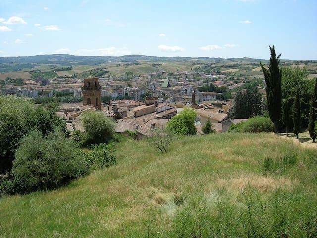 Appartamento nella campagna toscana - Castelfiorentino