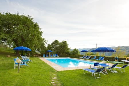Ginepro Flat - Val d'Orcia