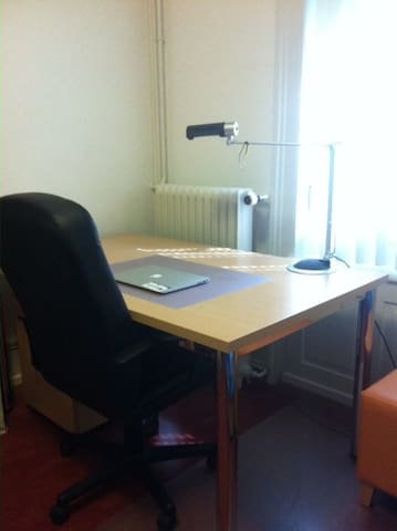 A nice room in the very center of Zurich