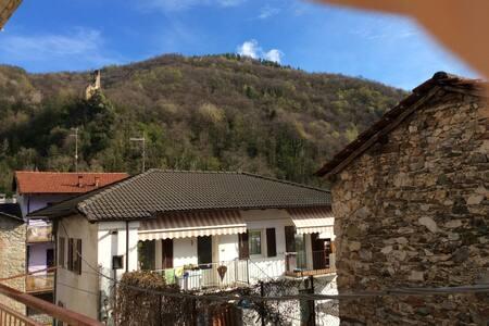 Alloggio immerso nella natura - Monterosso Grana