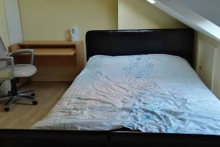 Cosy, warm, comfortable loft room, - Bristol