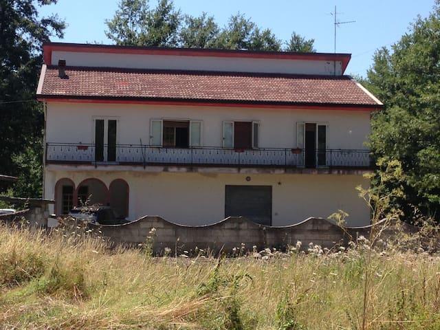 Nel cuore del Pollino  - San Severino Lucano - Casa
