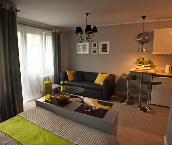 Apartments 2M - Studio 12 - Czestochowa - Apartmen