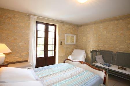 """Chambre d'hôtes """"La Chamade"""" - Sarlat-la-Canéda - ที่พักพร้อมอาหารเช้า"""
