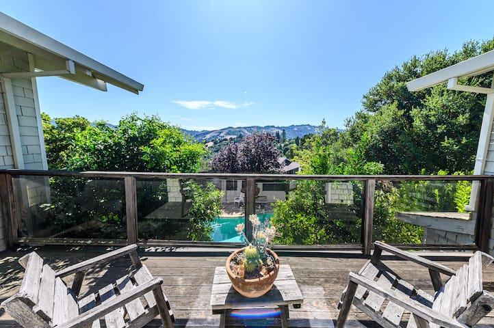Long-term Stay at Lavish & Serene Hilltop Mansion!
