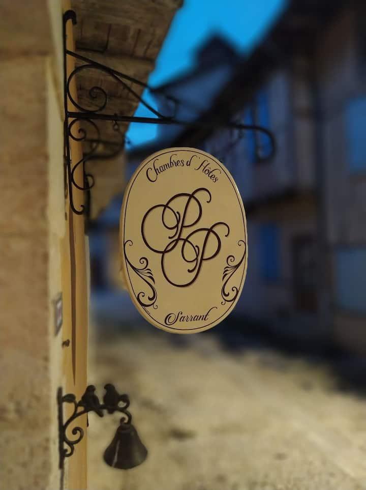 P&P Chambres d'Hôtes - Sarrant