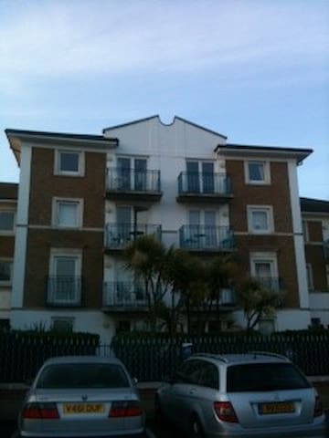 Cool flat with great sea views - Brighton - Pis
