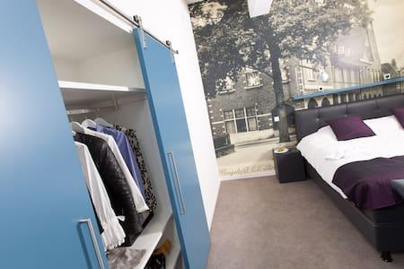 Luxe appartement Hengelo/Enschede - Hengelo - Wohnung