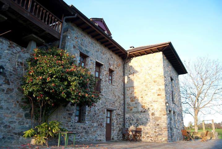 """Ca Xuacu """"La Antojana"""". Asturias - Valdés - アパート"""