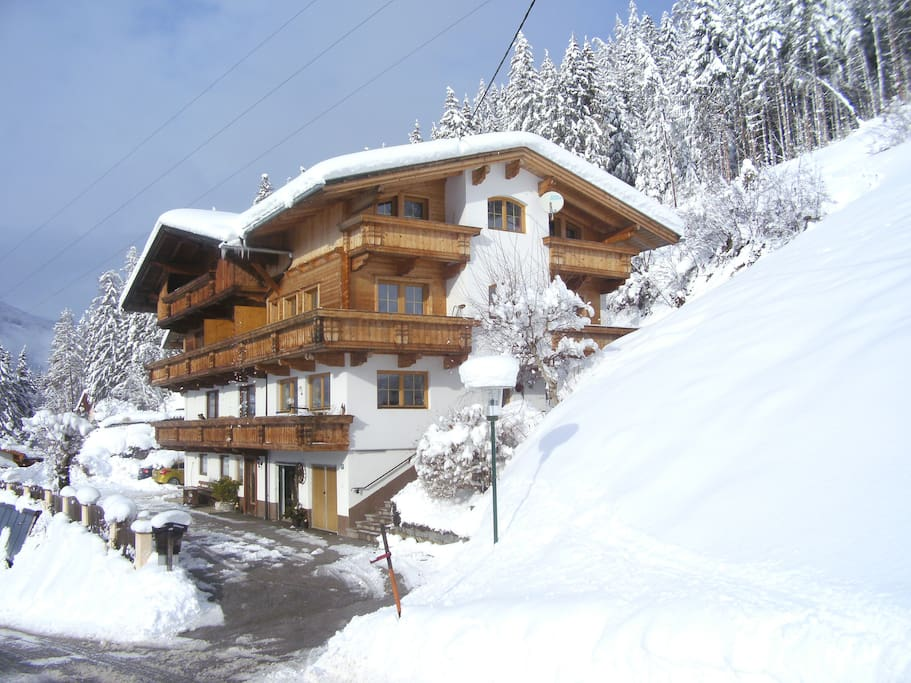 Haus Alpin Winter