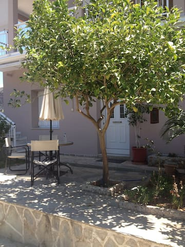 XYLOKASTRO-APT. 50M FROM THE SEA - Kato Loutro