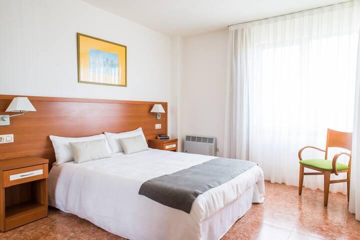 Apartamento Terraza en Aparthotel Playas Liencres