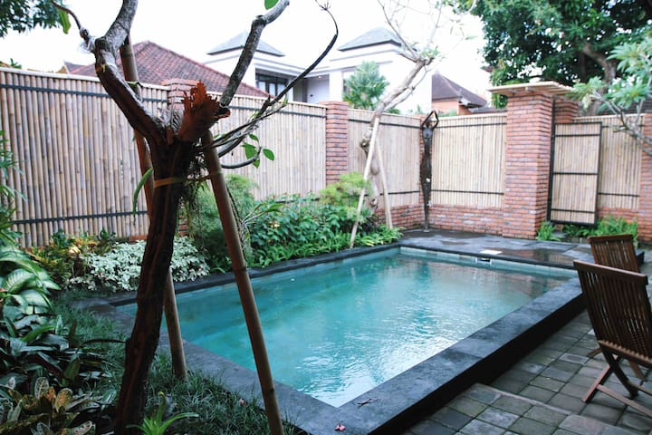 Pili Pili Homestay1 Legian for budget travellers