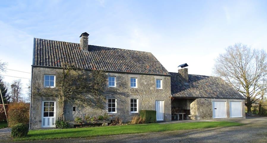 La Petite Maison de Bormenville - Havelange - Hus