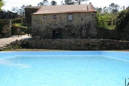 Casa NS Guia -Caramulo com piscina - Agueda