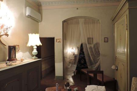 B&B Casa Amori - Camera Alcova - Ostra - Penzion (B&B)
