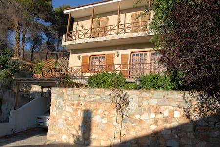 Spacious all comforts Athens Villa - Nea Penteli
