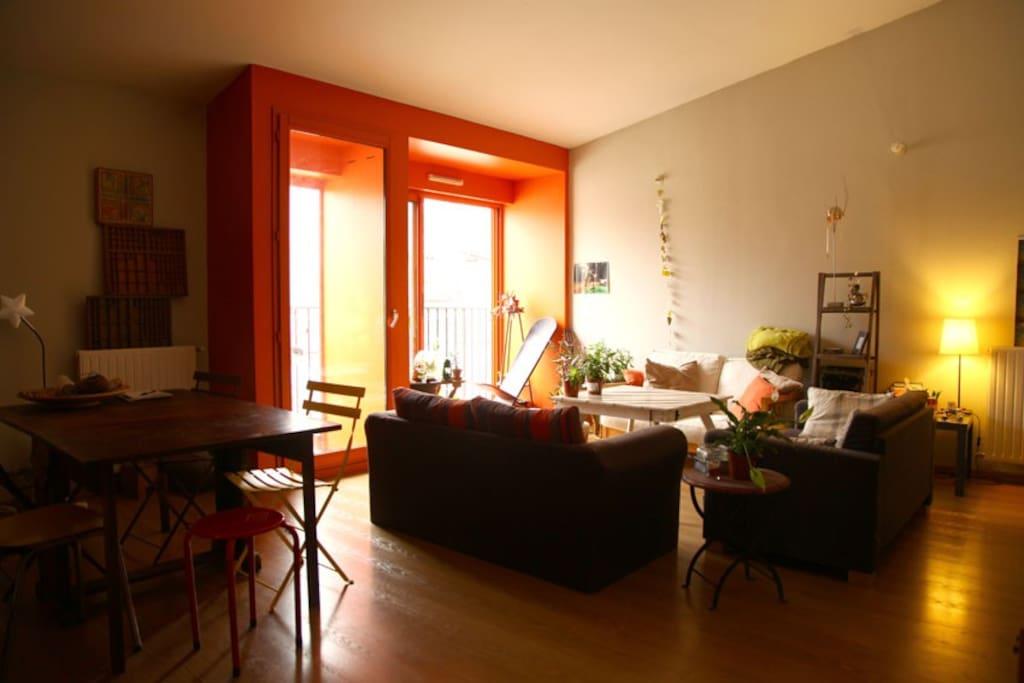 Chambre chez l 39 habitant bordeaux appartements louer - Chambre chez habitant bordeaux ...