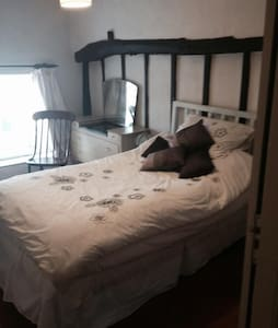 A small double room with en-suite - Barrow-in-Furness - Penzion (B&B)