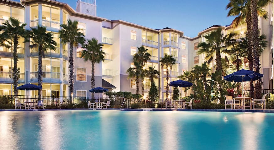 Wyndham Cypress Palms 1 BR Mini Suite, SATURDAY Check-In