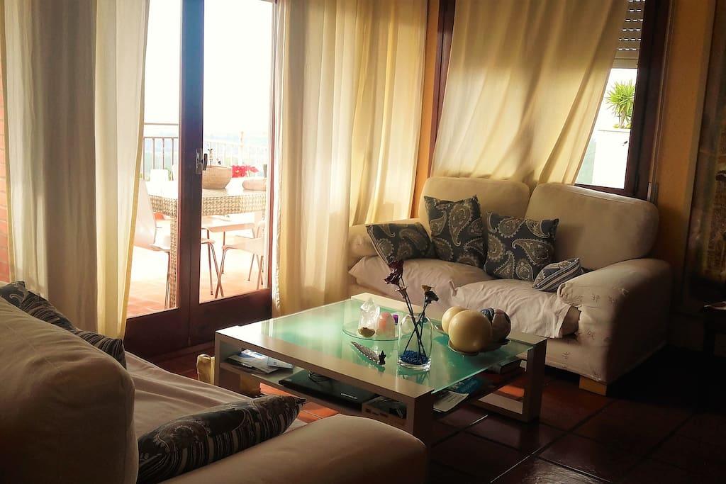 Sala de estar - Living room . гостиная