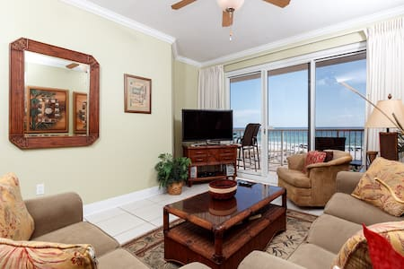 Beautiful Beachfront Condo at Summer Place! - Fort Walton Beach