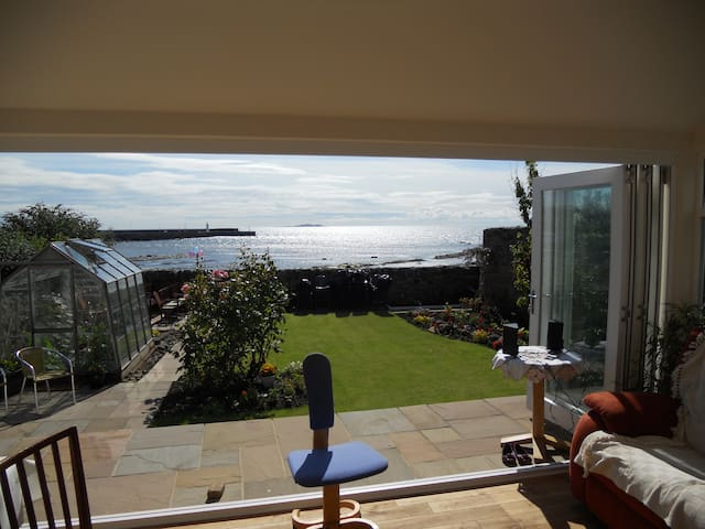 Golf house (sleeps8)Nr. St Andrews - Anstruther - Haus