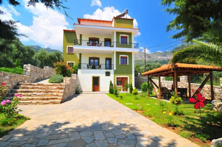Green  Bay House  Apartment Thassos