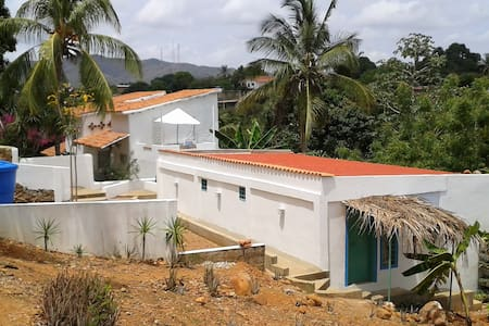 Wonderful annex at the Caribbean