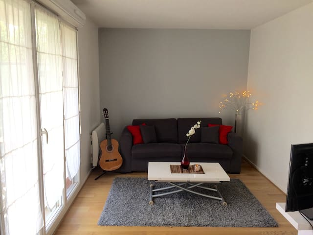 Studio proche Paris, aéroport Orly - Longjumeau - Appartement