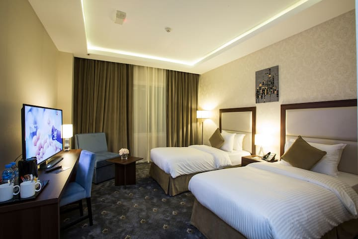 The Town Hotel Qatar —Superior Twin (Room only)