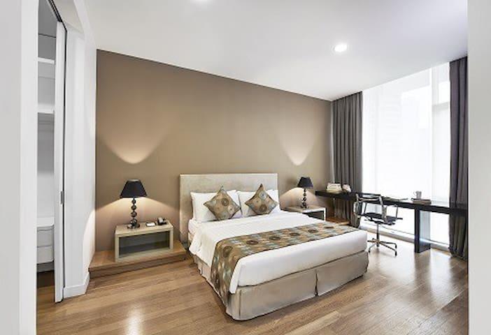 the face suite_platinum - Kuala Lumpur - Serviced apartment