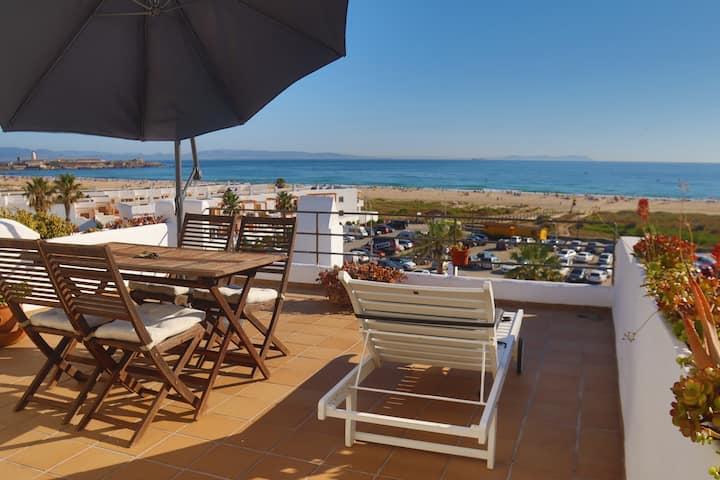 Apartamento_Atico Frente al Mar
