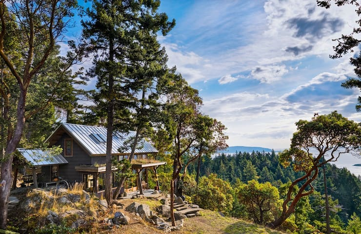 Beautiful Cottage Style House  - Pender Island - Ház
