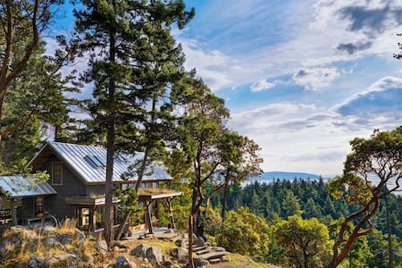 Beautiful Cottage Style House  - Pender Island