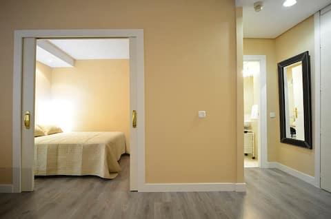 Bonito apartamento en pleno Colón