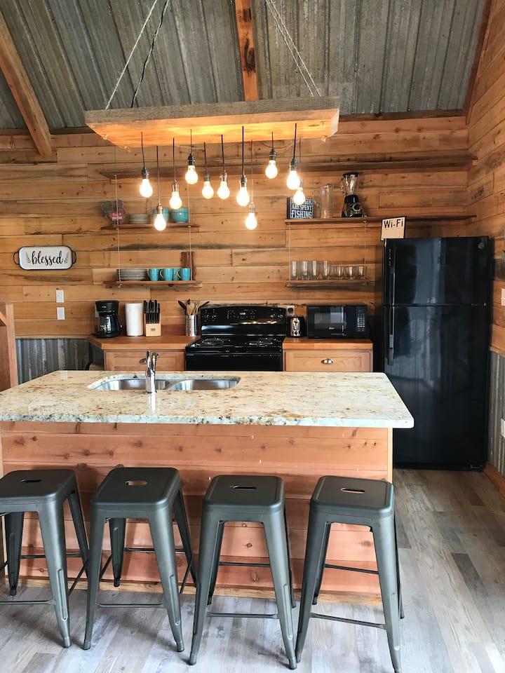 The Cabins at Dream Field Farm #1