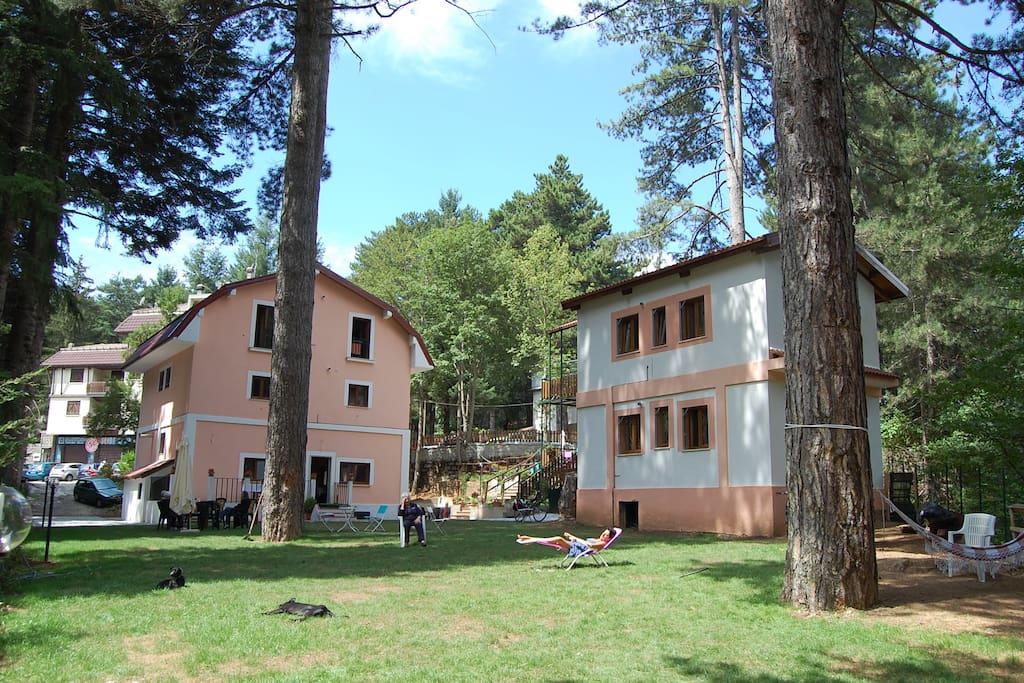 Appartamenti Camigliatello Silano
