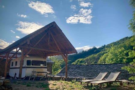 Rooftop atypique au cœur de la Forêt 🦌🌲