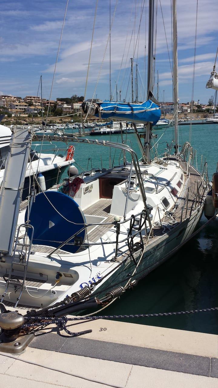 settimana in barca Marina di Ragusa