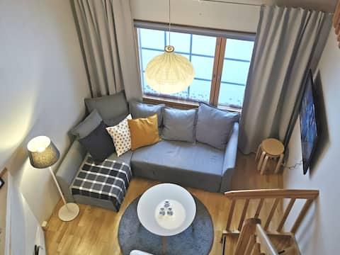 Gold Legend Paukkula#2 - Apartments Saariselkä