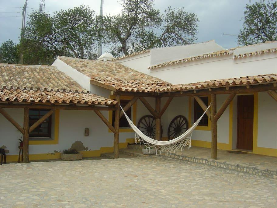 Parte de casa principal
