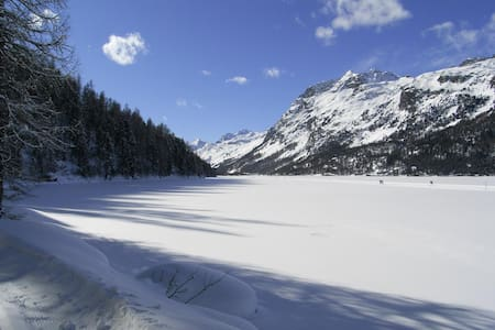 Near St. Moritz, Appartement for 2  - Other