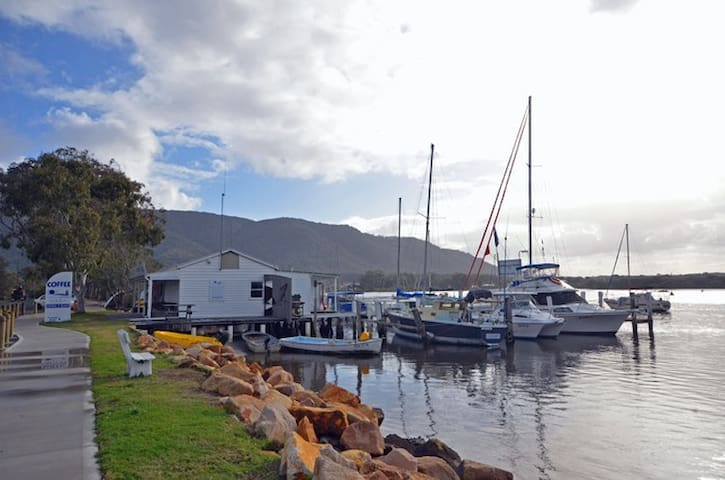 Haven Cottage 2 (Great river view) - Dunbogan - Casa