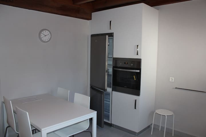 Piso rural Naves de Llanes - Naves - Appartement